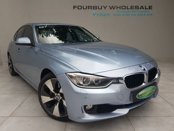 2012 BMW 3 Series 335i Luxury Line Activehybrid3 At f30  Gauteng Four Ways_0