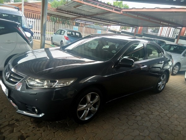2013 Honda Accord 2.4 Exclusive At  Gauteng Jeppestown_0