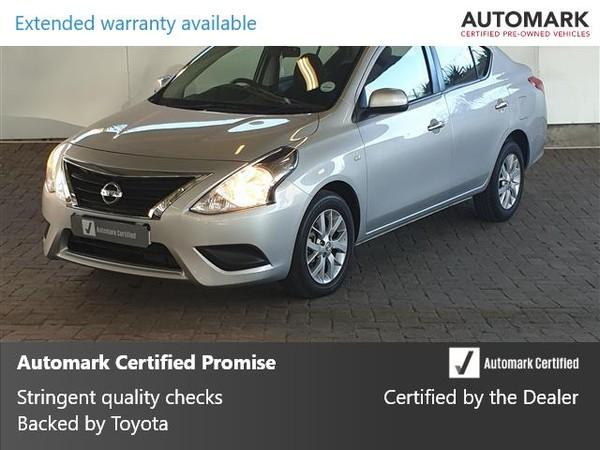 2019 Nissan Almera 1.5 Acenta Auto Eastern Cape Uitenhage_0