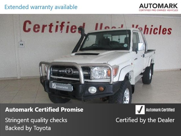 2014 Toyota Land Cruiser 70 4.5D Single cab Bakkie Free State Bothaville_0