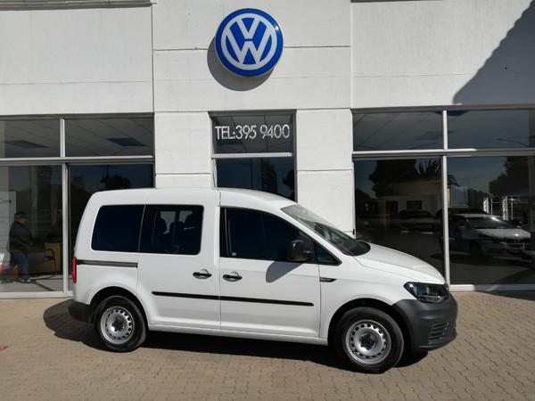 2020 Volkswagen Caddy Caddy4 Crewbus 1.6i 7-Seat Gauteng Benoni_0