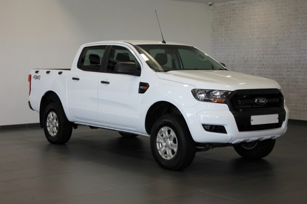 2018 Ford Ranger 2.2TDCi XL 4X4 Double Cab Bakkie Free State_0