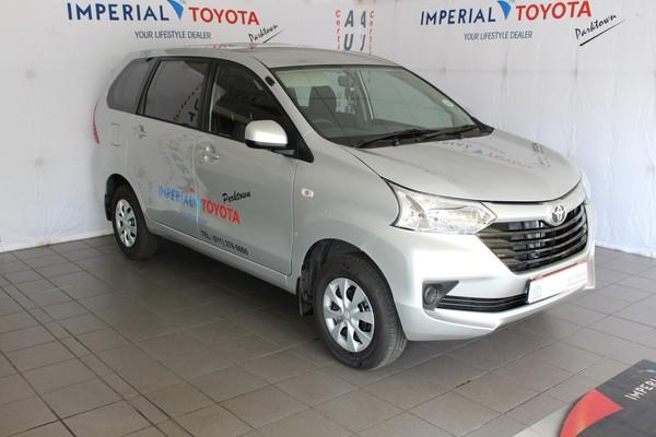 2020 Toyota Avanza 1.3 SX Gauteng Johannesburg_0
