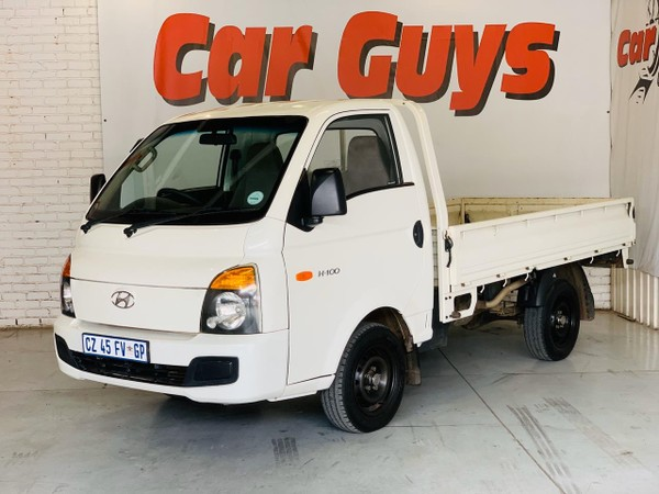 2014 Hyundai H100 Bakkie 2.6d Ac Fc Ds  Gauteng Pretoria_0