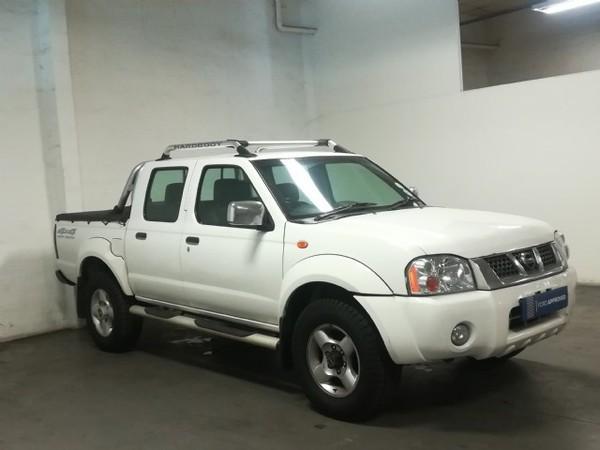 2011 Nissan NP300 Hardbody 2.4i HiRider 4x4 k15k36 Bakkie Double cab Kwazulu Natal Durban_0