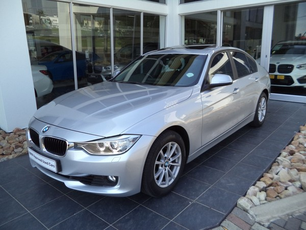 2013 BMW 3 Series 320i  At f30  Mpumalanga Secunda_0