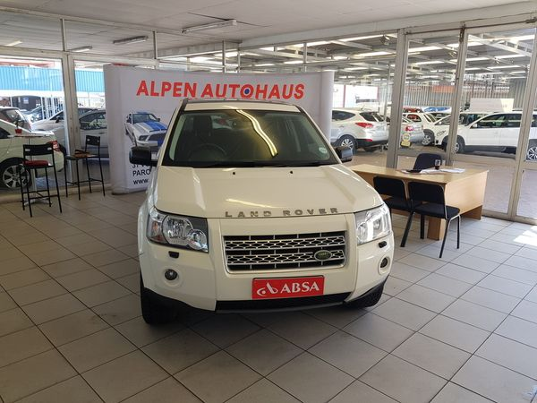 2010 Land Rover Freelander Ii 2.2 Td4 S At  Western Cape Parow_0