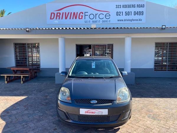 2007 Ford Fiesta 1.6i Ambiente At 5dr  Western Cape Wynberg_0