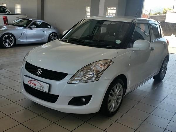 2013 Suzuki Swift 1.4 Gls At  Western Cape Wynberg_0