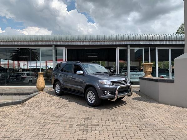 2015 Toyota Fortuner 3.0d-4d Rb  Mpumalanga Delmas_0