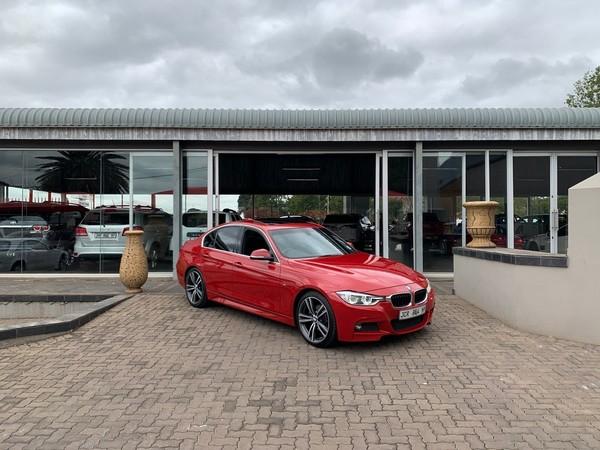 2016 BMW 3 Series 320D Auto Mpumalanga Delmas_0