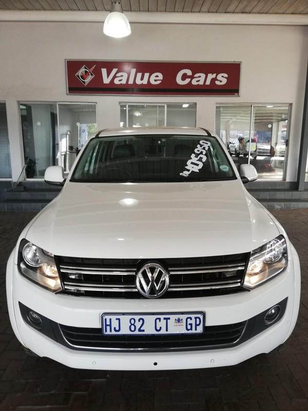2016 Volkswagen Amarok 2.0 BiTDi Highline 132KW 4MOT Auto Double cab bakk Mpumalanga Secunda_0