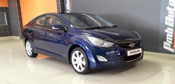2014 Hyundai Elantra 1.8 Gls  Kwazulu Natal Pietermaritzburg_0