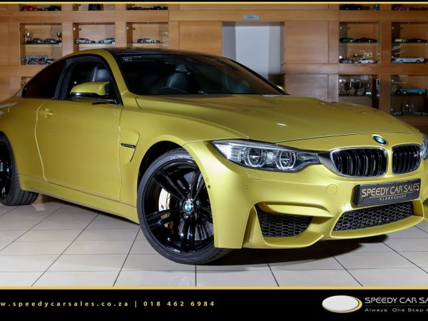 2014 BMW M4 Coupe M-DCT North West Province Klerksdorp_0