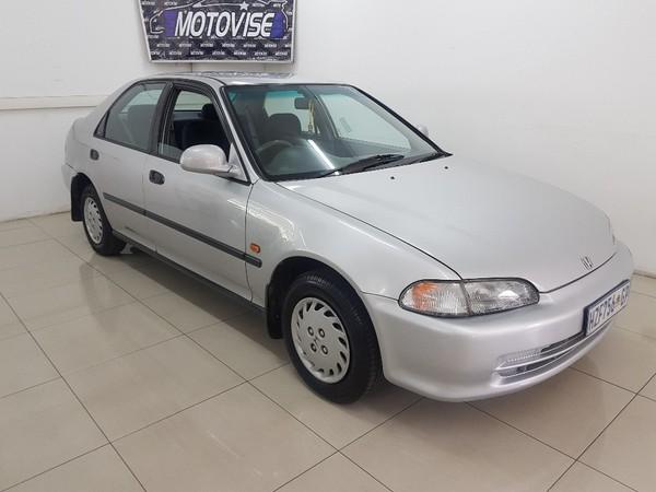 1996 Honda Ballade 150 Luxline  Gauteng Vereeniging_0