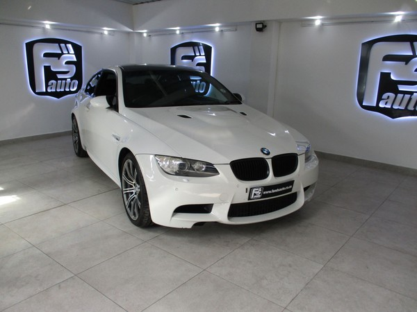 2008 BMW M3 Coupe M Dynamic  Western Cape Cape Town_0