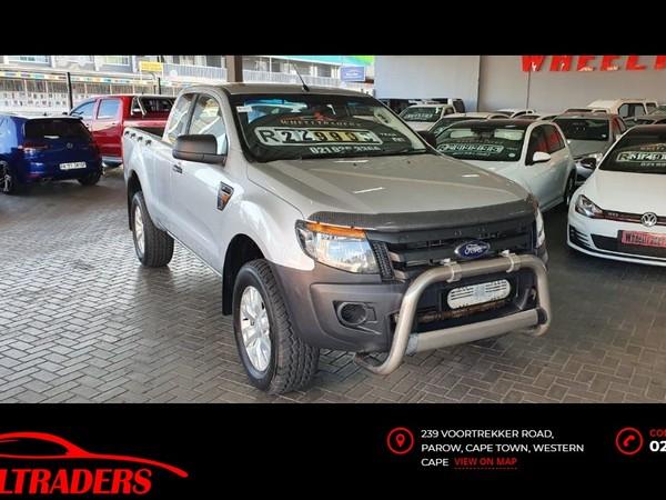 2015 Ford Ranger 2.2TDCi XL PU SUPCAB Western Cape Parow_0