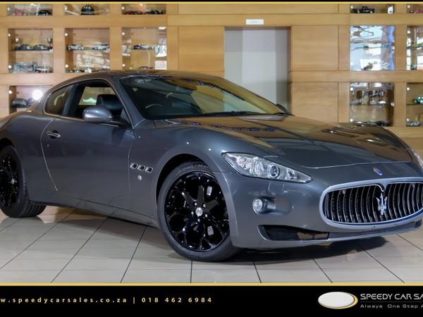 2013 Maserati Granturismo  North West Province Klerksdorp_0