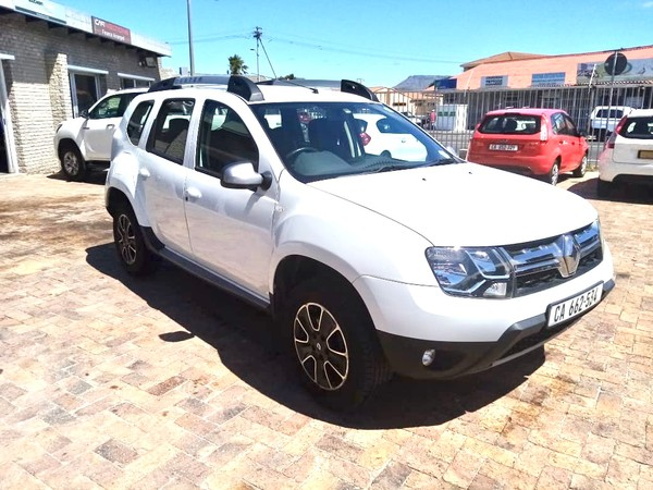 2016 Renault Duster 1.6 Dynamique Western Cape Plumstead_0