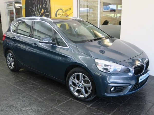 2016 BMW 2 Series 220i Active Tourer Auto Western Cape Paarl_0