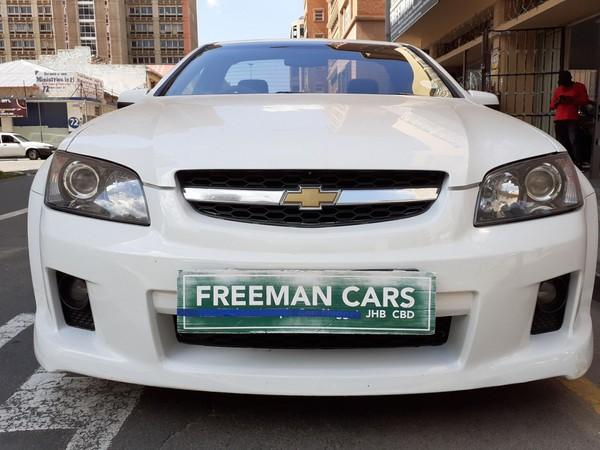 2012 Chevrolet Lumina Ss 6.0 At  Gauteng Johannesburg_0