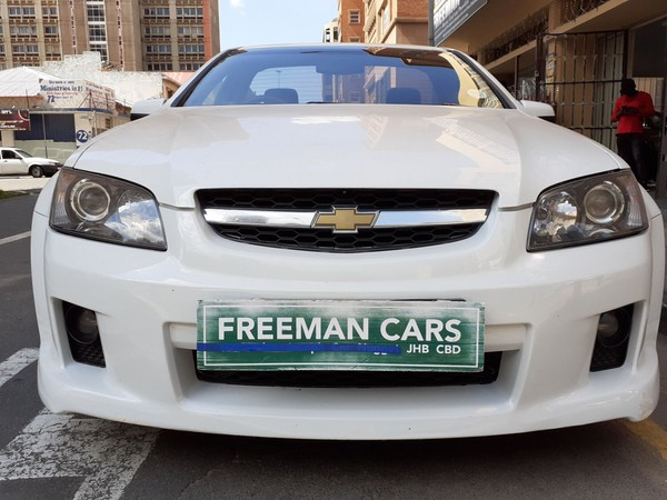 2012 Chevrolet Lumina Ss 6.0 At  Gauteng Johannesburg_0