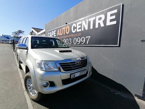 2014 Toyota Hilux 3.0 D-4d Raider 4x4 Pu Dc  Western Cape Kuils River_0