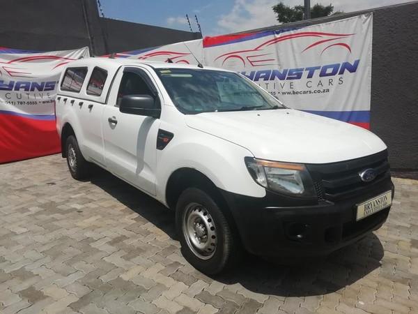 2012 Ford Ranger 2.5i Xl Hi-trail Pu Sc  Gauteng Bryanston_0