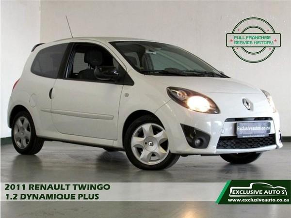 2011 Renault Twingo 1.2 Dynamique Plus  Gauteng Pretoria_0