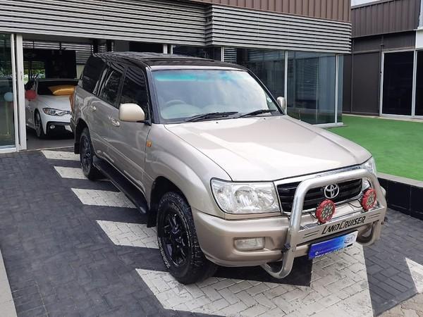 2006 Toyota Land Cruiser 100 Vx Td At  Gauteng Midrand_0