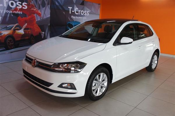 2020 Volkswagen Polo 1.0 TSI Comfortline Kwazulu Natal Durban_0