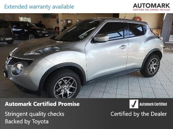 2018 Nissan Juke 1.2T Acenta  Eastern Cape East London_0