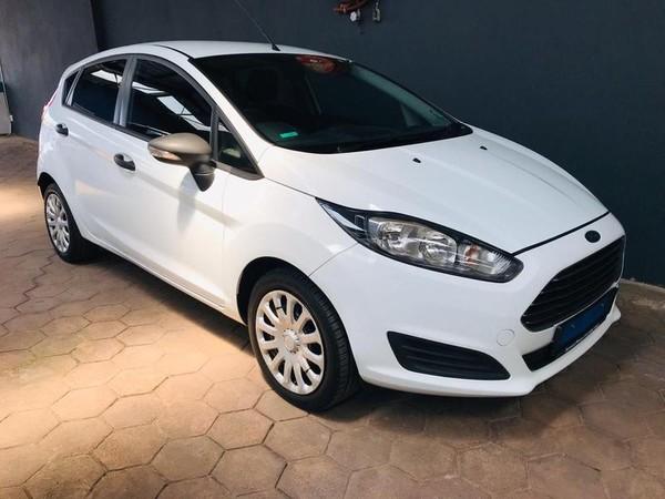 2013 Ford Fiesta 1.4 Ambiente 5-Door Gauteng Silverton_0