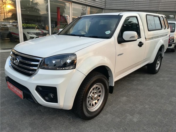 2020 GWM Steed 5 2.0 WGT Workhorse Single Cab Bakkie Western Cape Cape Town_0