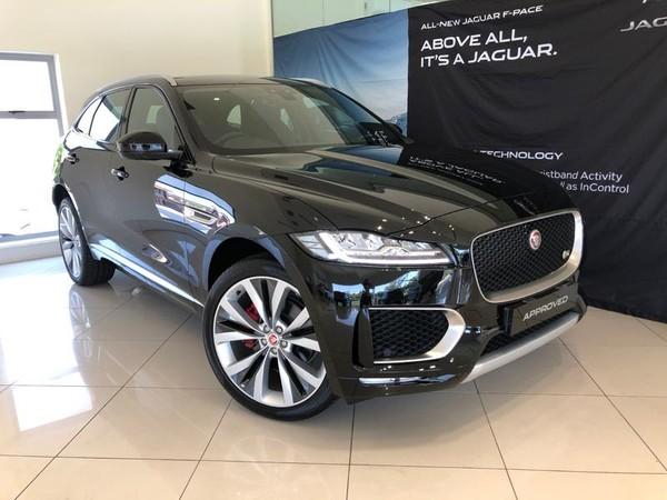 2020 Jaguar F-Pace 3.0D AWD S Gauteng Four Ways_0
