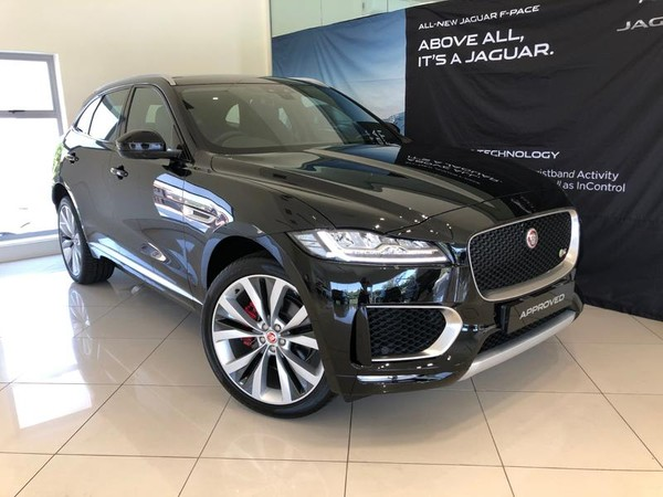 2020 Jaguar F-Pace 3.0D AWD S Gauteng Four Ways_0