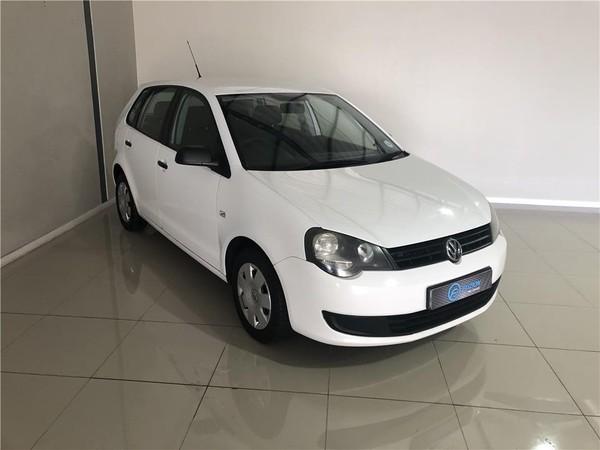 2011 Volkswagen Polo Vivo 1.4 Trendline Tip 5DR Western Cape Parow_0