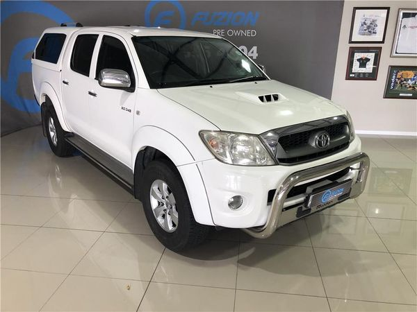 2011 Toyota Hilux 3.0 D-4d Raider 4x4 At Pu Dc  Western Cape Parow_0
