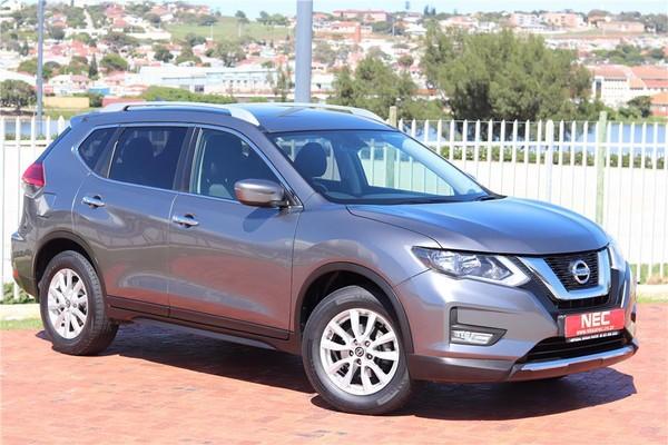 2018 Nissan X-Trail 2.5 Acenta 4X4 CVT Eastern Cape Port Elizabeth_0