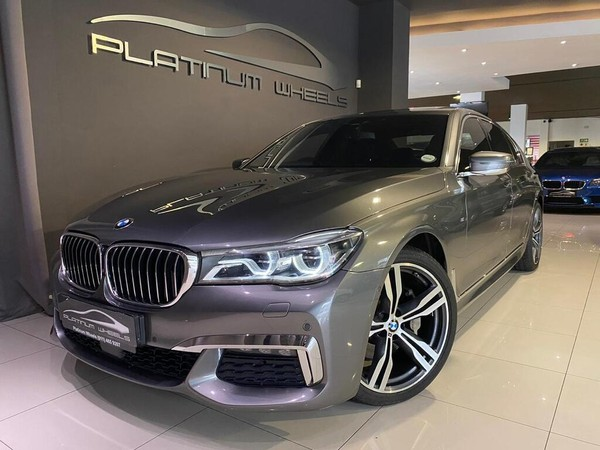 2016 BMW 7 Series 730d Gauteng Four Ways_0