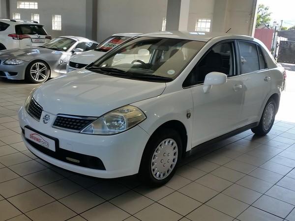 2010 Nissan Tiida 1.6 Visia  AT Sedan Western Cape Wynberg_0