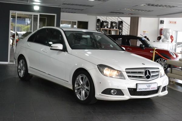 2012 Mercedes-Benz C-Class C200 Be Classic At  Gauteng Johannesburg_0