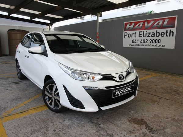 2019 Toyota Yaris 1.5 Xs CVT 5-Door Eastern Cape Port Elizabeth_0