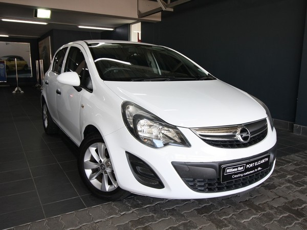 2015 Opel Corsa 1.4 Essentia 5dr  Eastern Cape Port Elizabeth_0