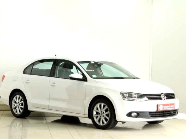 2013 Volkswagen Jetta Vi 1.6 Tdi Comfortline  Western Cape Tygervalley_0