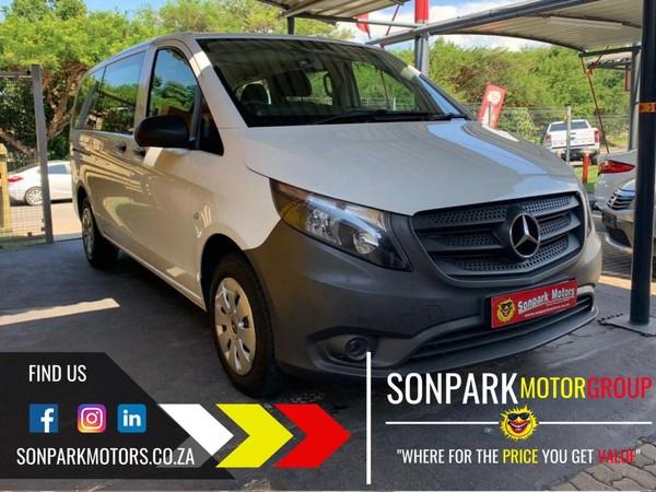 2018 Mercedes-Benz Vito Vito 116 CDI Tourer Pro Auto Mpumalanga Nelspruit_0