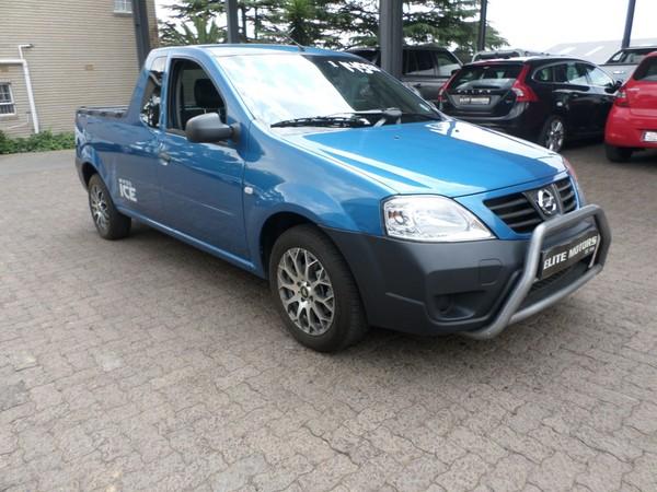 2017 Nissan NP200 1.6 Ac Pu Sc  Mpumalanga Ermelo_0