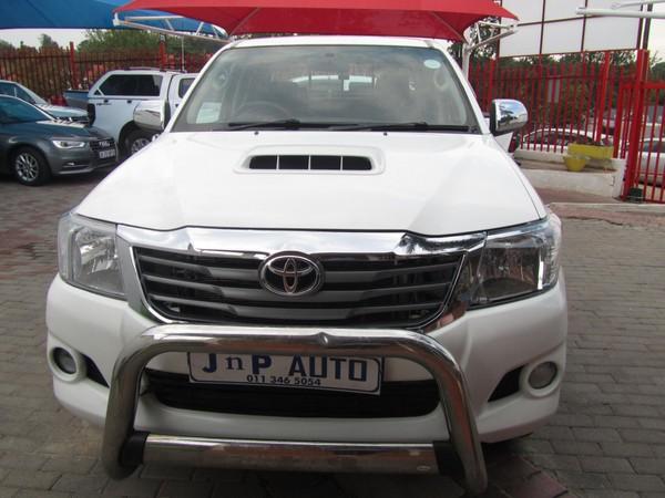 2012 Toyota Hilux 3.0 D-4d Heritage Rb Pu Dc  Gauteng Bramley_0