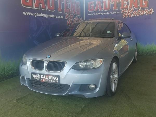 2010 BMW 3 Series 320i Coupe Sport  e92  Gauteng Pretoria_0