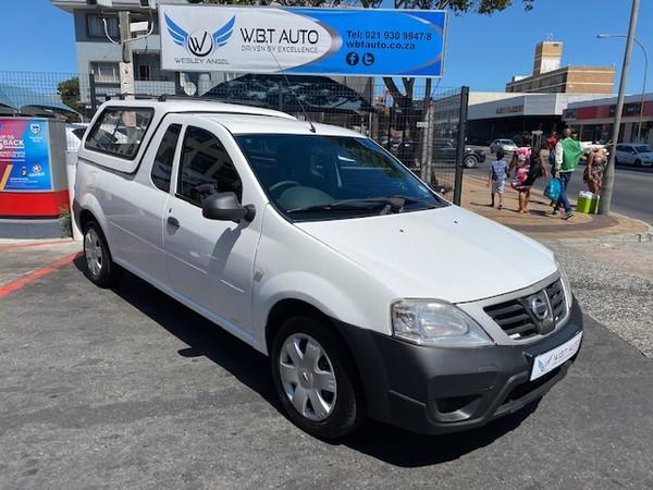 2013 Nissan NP200 1.6 Ac Pu Sc  Western Cape Cape Town_0